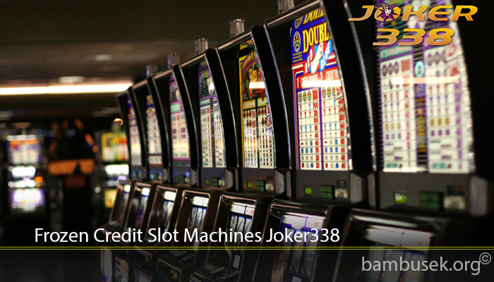 Frozen Credit Slot Machines Joker338