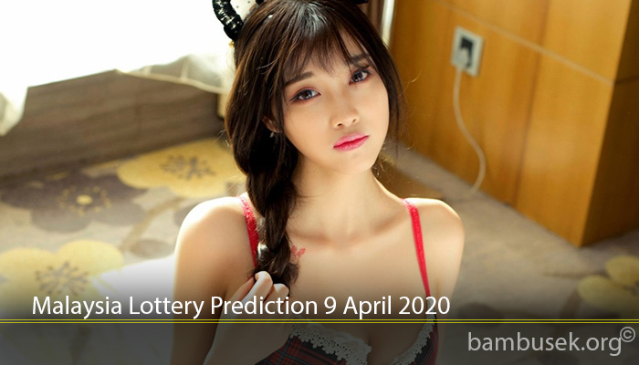 Malaysia Lottery Prediction 9 April 2020