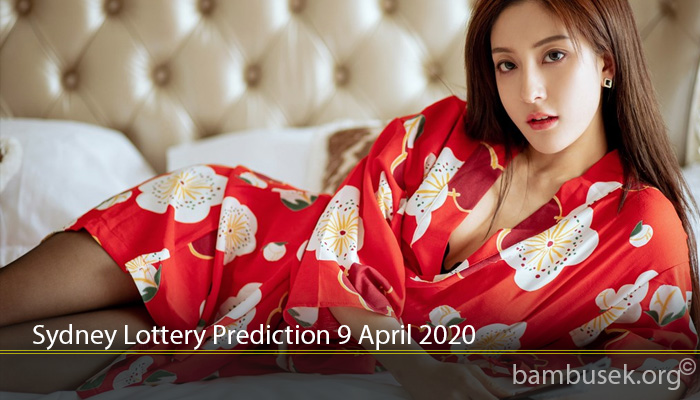 Sydney Lottery Prediction 9 April 2020